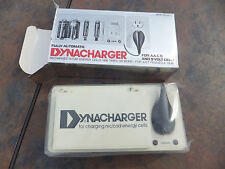 NOS Fully Automatic Dynacharger Battery Charger AA, C, D & 9v NiCd Batteries
