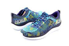 Hoka Mens Hupana Running Shoes Dresden Blue / Citrus Size 12 US