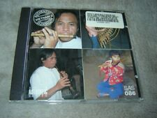 Ethnic Sonoton Authentic SAS 086 CD Vietnam 2 library Tuong, Gia Dong, Solo