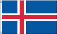 Iceland 5'x3' Flag