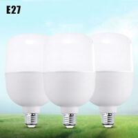 Energy Efficient Bright 5/10/15/20/30/40W Edison Light Bulb Daylight White Lamp