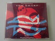 TEN SHARP YOU CD Single 1991