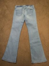 """Seven For All Mankind """"A Pocket"""" Womens Jeans sz 26x 31 Denim Jeans"""