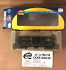 ATHEARN HO SCALE 70331 READING 40' SUPERIOR DOOR BOX CAR OB