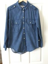 Country Road Denim Shirt Size XS