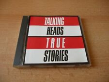 CD Talking Heads - True stories - 1986