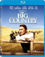 The Big Country [New Blu-ray] Digital Theater System, Dubbed, Mono Sound, Subt