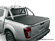 Nissan Navara D23t Soft Tonneau Cover With Sports Bar J7700-4KE0AAU
