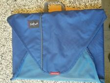 Eagle Creek Pack It System Suit Folder 18 Medium Travel Accessory Blue Sea