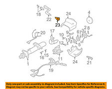 GM OEM Steering Column-Seal 26093753