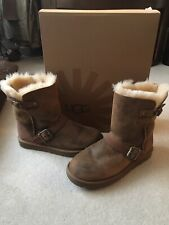 UGG Classic Dylyn Chestnut Boots Size EU 40/UK 7.5 Worn Once Indoors