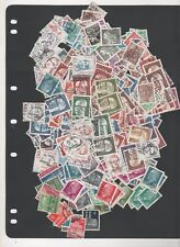 GERMANY STAMPS BETTER DEALER BOURSE LOT  20 grams 584 1217