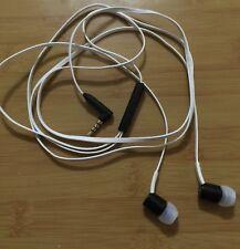 Sol Republic Jax In-ear Headphones - Stereo - Black, White - Wired - Earbud -