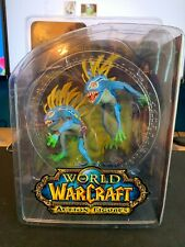 "Dc Unlimited World Of Warcraft Rare! Variant ""Fish-Eye & Gibbergill"" Blue/Blue"