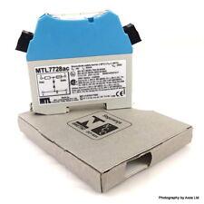 Safety Barrier MTL-7728ac MTL MTL7728ac