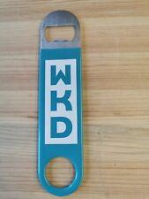 """1 x WKD Plastic Coated 7"""" Bar Tenders Bottle opener new"""
