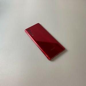 LG VELVET 5G Red LM-G900N Factory Unlocked Single sim Excellent condition
