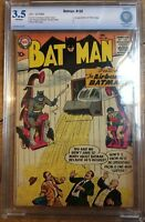 Batman #120 1958 1st Appearance of the Whirly Bat CBCS 3.5 Silver Age