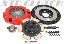 XTD STAGE 3 CLUTCH & CHROMEMOLY FLYWHEEL KIT 2004-2011 MAZDA RX-8 RX8 1.3L 6SPD
