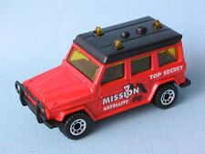 Matchbox Mercedes-Benz 280GE Wagon Mission Satellite Boxed