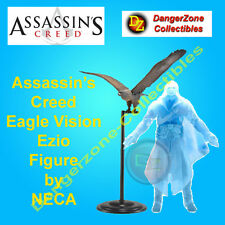 Assassin's Creed II Eagle Vision Ezio Figure by NECA - NEW UK STOCK