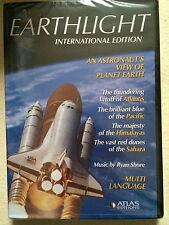 EARTHLIGHT ~ 1998 Satellite / Space Footage Documentary | UK DVD