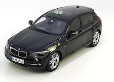 BMW F20 1 Series 1:18 in Sapphire Black (Genuine from the BMW Lifestyle Range)