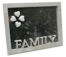 FAMILY Magnetic Memo Message Notice Chalk Board