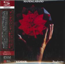MANDALABAND-THE EYE OF WENDOR : PROPHECIES-JAPAN MINI LP SHM-CD H25