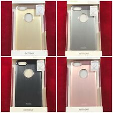 NEW Apple iPhone 7/8-Only OEM Moshi Armour Case - Pick Colors