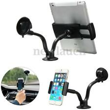 Support de voiture de GPS noirs iPhone 6 pour téléphone mobile et PDA Apple