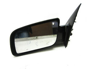 MIRROR FOR 1995 GMC SAFARI LEFT HAND DRIVERS SIDE BLACK USED