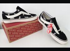 Vans Bold Ni Black White Größe 42 42,5 beige weiß VN0A3LPWQW1 Old Skool