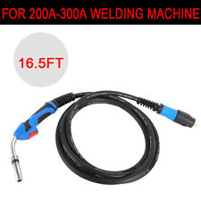 165 Mig Gun Fit For 200a 300a Mig Welder Welding Stinger Torch Lead Brand New