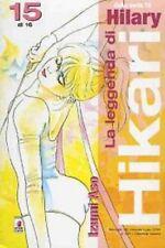 manga STAR COMICS LA LEGGENDA DI HIKARI numero 15