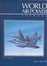 WORLD AIR POWER JOURNAL V1 HBDJ PANAMA 1989_Tu95 Tu142_F/A-18 USN USMC RAAF RCAF