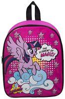My Little Pony Character Girls Bag Backpack Kids School Rucksack