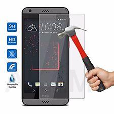 100% Original voll Hartglas Displayschutzfolie klar 2.5D für HTC Desire 530