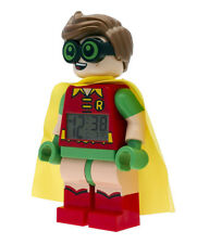 Lego Sveglia da tavolo Batman Movie Robin Minifigure Clock