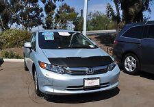 Honda Civic Coupe Sedan 2012 2013 Custom Bra Car Hood Mask / Bonnet Bra