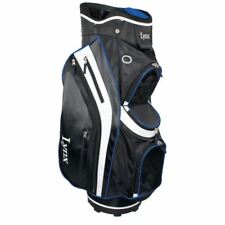 Lynx Black Cat 9 5 Deluxed Cart Bag Blue Brand New Boxed 60