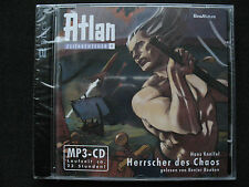 ATLAN ZEITABENTEUER Nr. 9 - HERRSCHER DES CHAOS - 2 MP 3- CD`s, Neu in der OVP