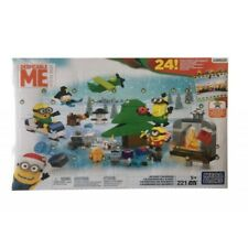 Mega Bloks Despicable Me Minion Advent Calendar NEW