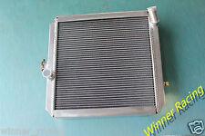 Fit LAND ROVER 88/109 2.3/2.3D M/T 1963-1986 56MM ALUMINUM RADIATOR