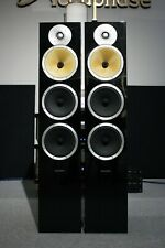Bowers and Wilkins B&W CM9 Loudspeakers - Piano Black