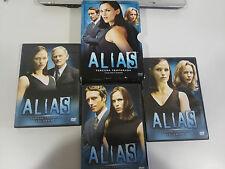 ALIAS TERCERA TEMPORADA COMPLETA PACK 6 DVD CASTELLANO ENGLISH FRANCAIS
