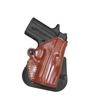Premium The Ultimate Leather OWB Paddle Holster Open Top fits, Sig P238 #1096#