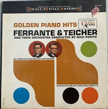 Ferrante & Teicher - Golden Piano Hits - Orchestra - Vinyl