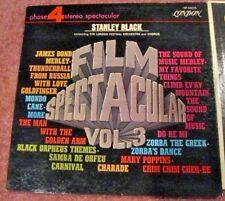 STANLEY BLACK: Film Spectacular Vol. 3 33LP (sm co, later pressing) JAMES BOND