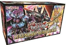 Yugioh Legendary Hero Decks Box Set Volume 4: 150 cards! FREE PRIORITY SHIPPING!